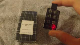 Burberry Brit for Men Cologne Review