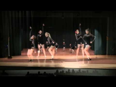 Lady Gaga Medley - Hampton Dance Team - Dance Unleashed - Showtime 2012