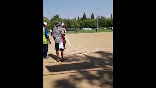 Senior Softball Larry Carter