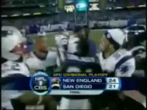 LaDainian Tomlinson RIPS Bill Belichick CHARGERS Vs PATRIOTS YouTube