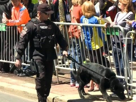 Boston Marathon: Unprecedented security to protect runners, spectators