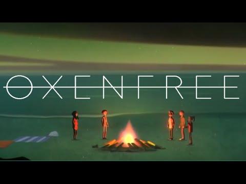 Oxenfree - Announcement Trailer