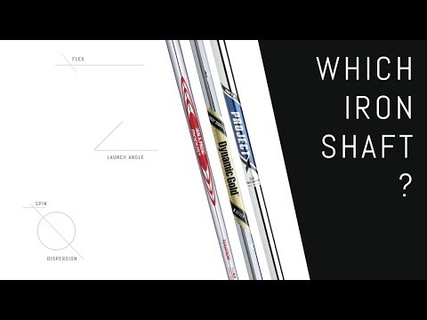 Project X Vs. Dynamic Gold Vs. Nippon Modus | Iron Shafts