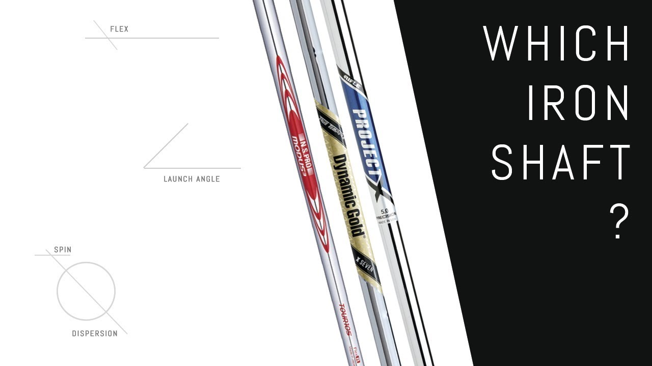 Project X vs  Dynamic Gold vs  Nippon Modus | Iron Shafts