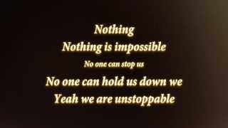 Jah Cure - Nothing Is Impossible (lyrics on screen)