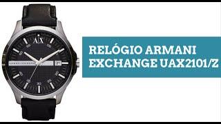 09c830beffe Relogio Armani Exchange UAX2101Z ...