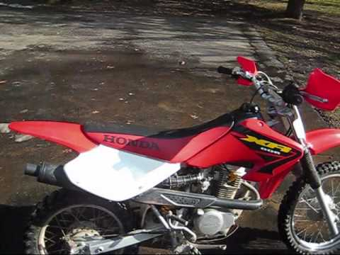 nice!!! 2003 honda xr 80 for SALE!!!!!