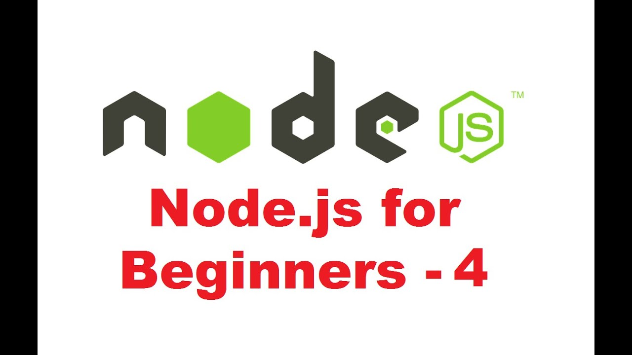 Node js Tutorial for Beginners 4 - Run First NodeJs Web Server