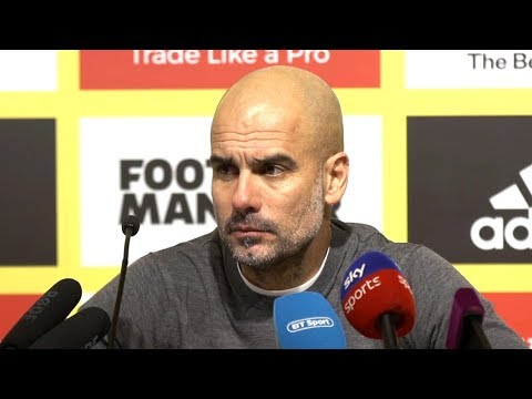 Watford 1-2 Manchester City - Pep Guardiola Full Post Match Press Conference - Premier League