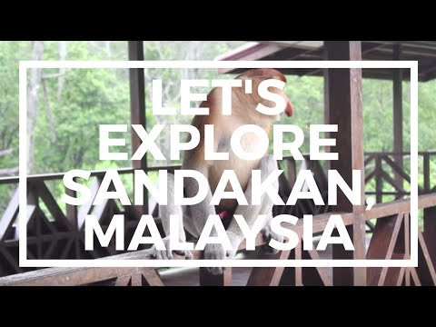 Let's Explore Sandakan, Malaysia! | abigayle philippa bo jin ng