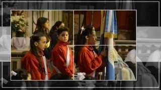 Procesión y Santa Misa en Honor a Ntra. Sra. de Montserrat