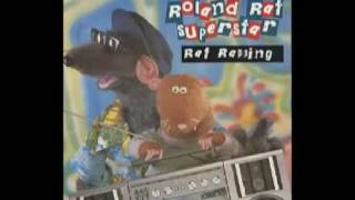 Roland Rat Superstar Rat Rapping 1983