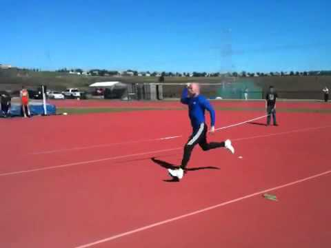 World's Oldest 70 meter thrower: 70.55m by Roald Bradstock on November 12th, 2011