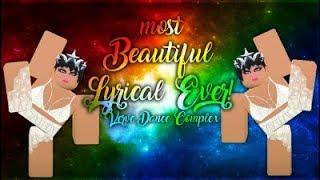 Verve Dance Complex - Rainbow Group Dance (ROBLOX)