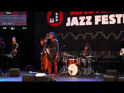 Sherry Dyanne Amsterdam jazz 2015