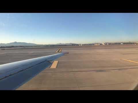 Allegiant MD-88 N403NV Takeoff - Las Vegas