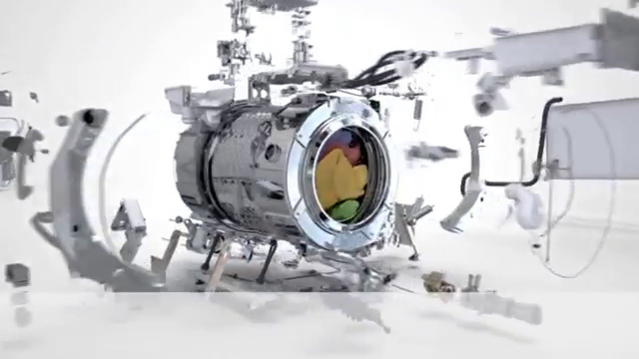 Electric Cooling Fan >> Washing machines with Bosch EcoSilence Drive motor - YouTube