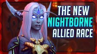 WoW BFA Prelude: Unlock the Nightborne Elf Allied Race (+ Intro Cutscene)