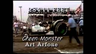 Bowling Green 1986 Unlimiteds Tractor Pull