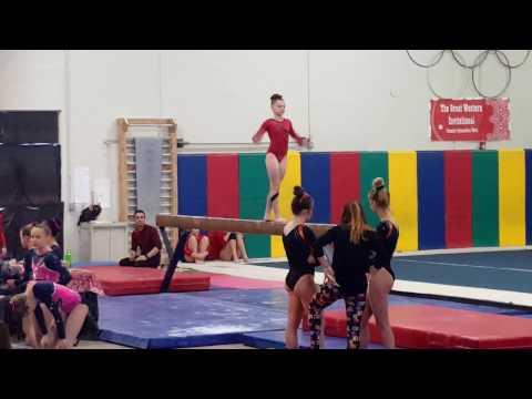 Madison Steskal | 2017 Great Western Invite L8 - 1st AA
