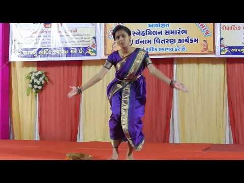 marathi dance mi hai koli khushi patel