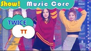 [HOT] TWICE - TT, 트와이스 - 티티 Show Music core 20161126