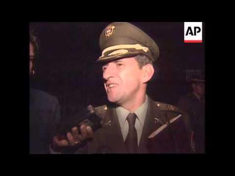 COLOMBIA: BOGOTA: THREE PEOPLE KILLED IN BOMB BLAST