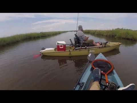 New Orleans Kayak Fishing
