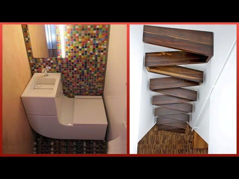 Smart Furniture With Amazing Space Saving Design | Modern Homes Ideas