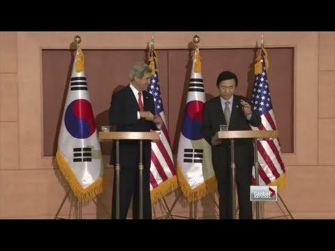Kerry's North Korea warning