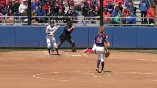 Dayton Softball: Rhode Island Highlights 4-23-17