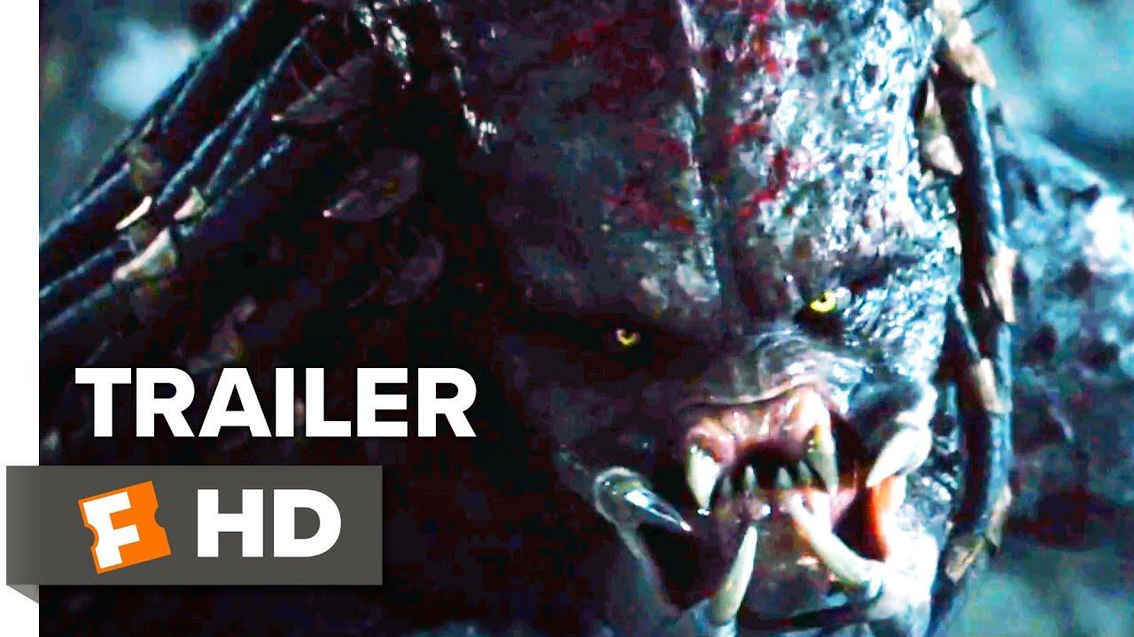 The Predator Final Trailer 2018 Movieclips Trailers