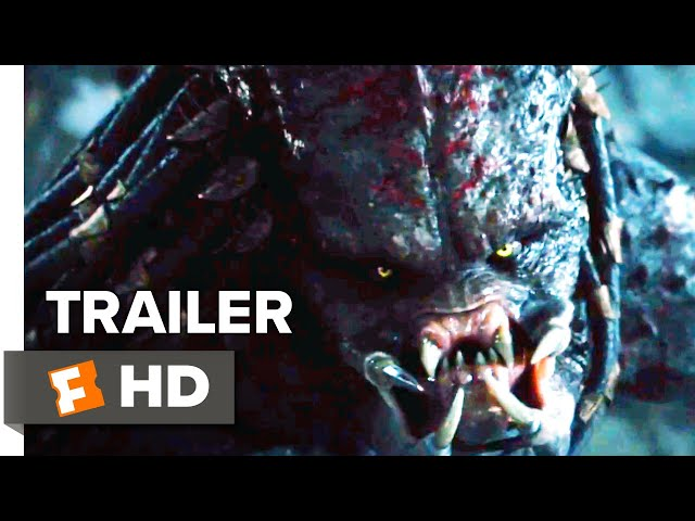 The Predator Final Trailer (2018) | Movieclips Trailers