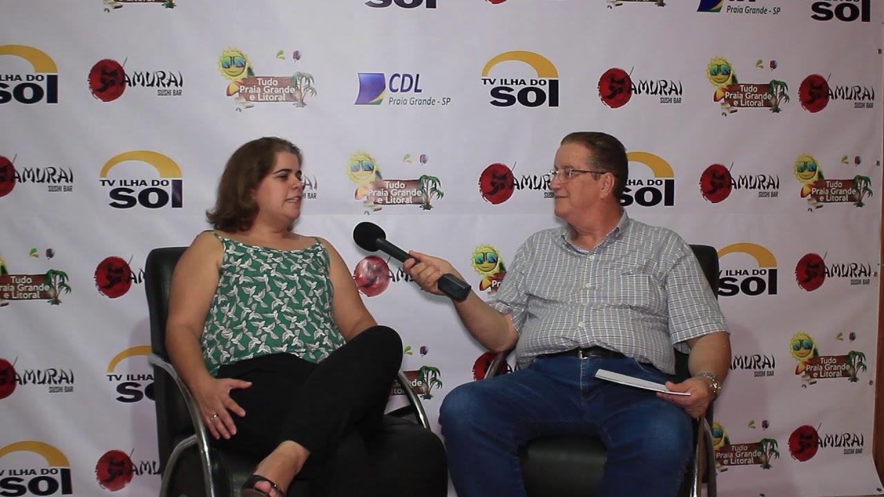 3f9ebd654 Entrevista Veridiana Duarte - Programa CDL em Ação | Associado em Destaque