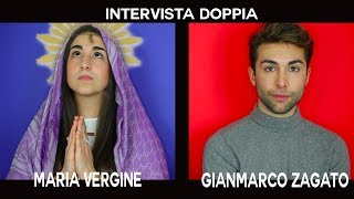 DOUBLE INTERVIEW:  VIRGIN MARY | GIANMARCO ZAGATO