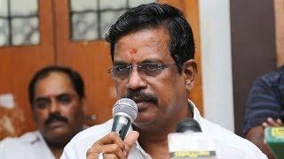 Producer Kalaipuli S Thanu Press Meet