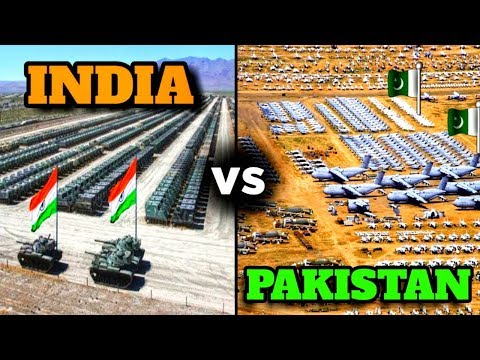 भारत Vs पाकिस्तान |  Will India & Pakistan Security Forces Again Fight?