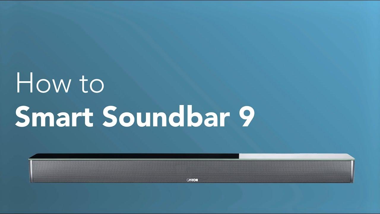 Canton smart soundbar 10 test