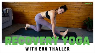 20-Minute Yoga Flow for Recovery
