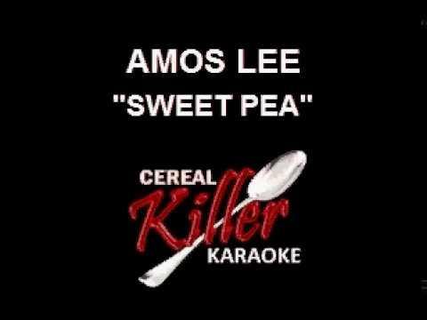 CKK-VR - Amos Lee - Sweet Pea (Karaoke)