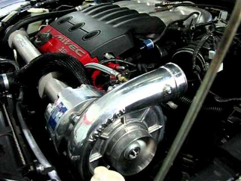 Supercharger for mitsubishi eclipse