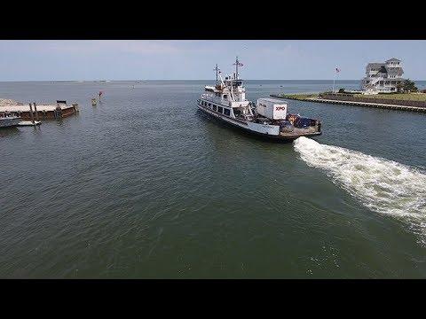 NC Ferry Captain - Cool Jobs