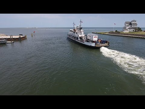 NC Ferry Captain - Cool Jobs