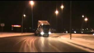 すげーよ!ドリフト。ダンプカーのスーパープレイ。[The Dump Truck Drift] thumbnail