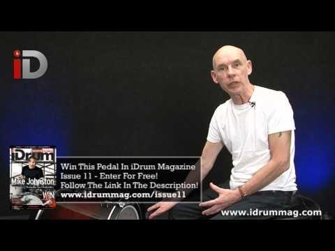Sonor JoJo Mayer Perfect Balance Pedal Review - WIN! In iDrum Magazine Issue 11!