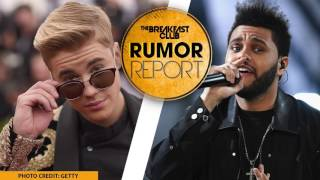 The Weeknd Disses Justin Bieber Over Selena Gomez In New Track - Rumor Report