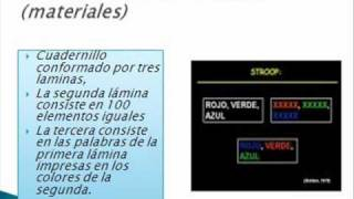 TEST DE STROOP  1 de 2.wmv