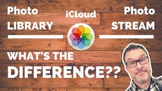 iCloud Photo Library vs. Photo Stream - What's the difference??
