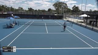 Elie Jennifer v Smith Tina Nadine - 2018 ITF Playford