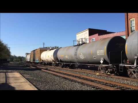 12 Train Day on The NS Washington District 10 3 17